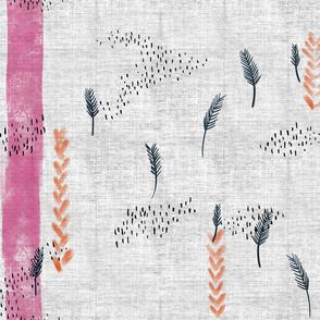 Linen wheat