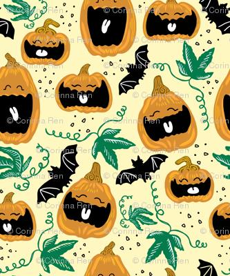 Laughing Pumpkins