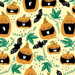 Laughing Pumpkins