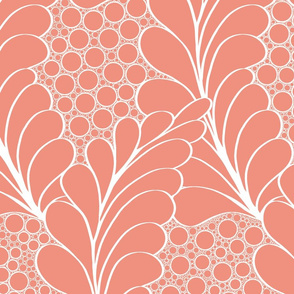 Feathers_and_Pebbles_White_on_Salmon