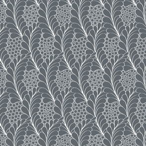 Feathers_and_Pebbles_White_on_Grey