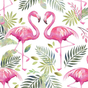 Flamingo Tropical 2