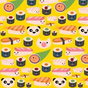 KAWAII_sushi_yellow