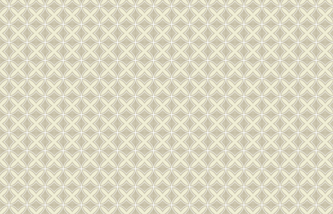 Toothwort - M+M Latte by Friztin fabric by friztin on Spoonflower - custom fabric
