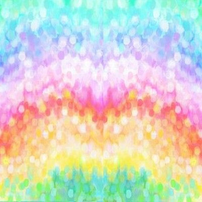 Rainbow Fabric 8x8