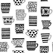 doodle cups