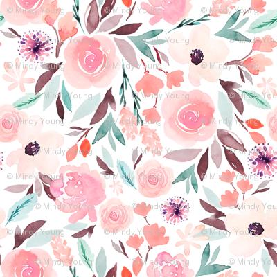 Indy Bloom Design  Sage A