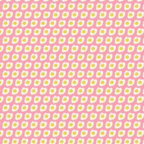 Sunny side up pink (tiny)