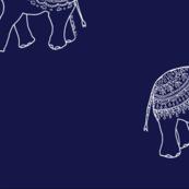 Elephant Friendships