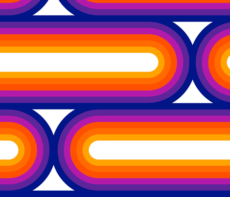 Sidebows // Rainbow