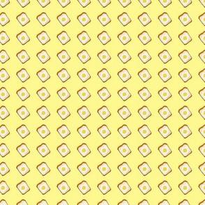 egg toast yellow (tiny)