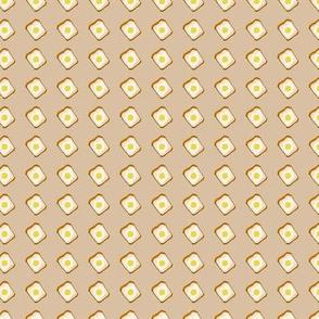 egg toast beige (tiny)