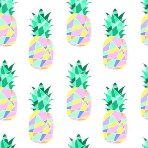 Geometric Pineapple Pop