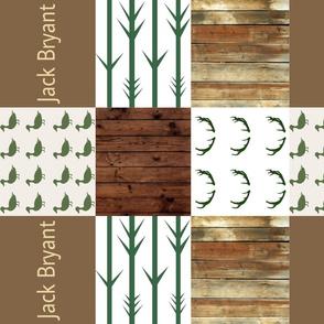 Custom Duck quilt - Jack Bryant