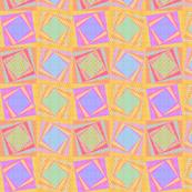 Pastel Topsy-Turvy