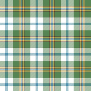 "Cooper / Couper dress dance tartan, 6"" ancient"
