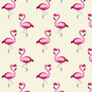 Pink Flamingo Flaunt Tiny