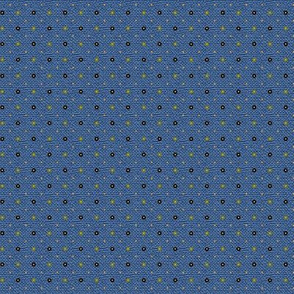 FF - Dots Blue
