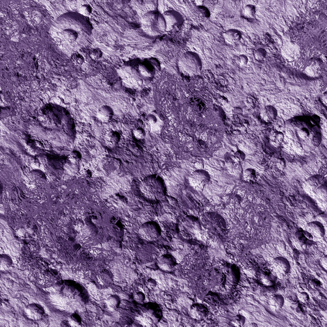 Endless Purple Moon fabric by thinlinetextiles on Spoonflower - custom fabric