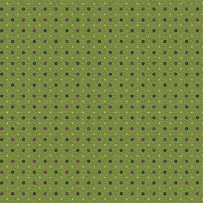 FF - Dots Green