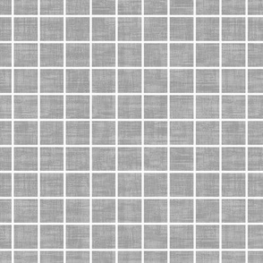 Square Grid Gray Texture