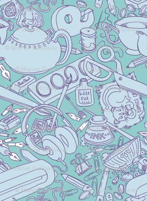 Comic_pattern_bluepurple_spoonflower_preview