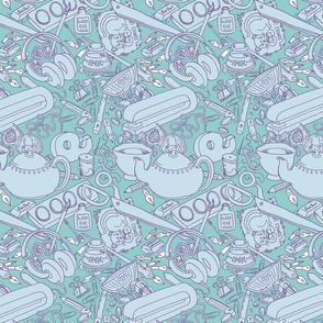 comic_pattern_bluepurple_spoonflower