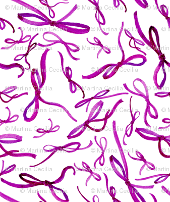 watercolor bowties