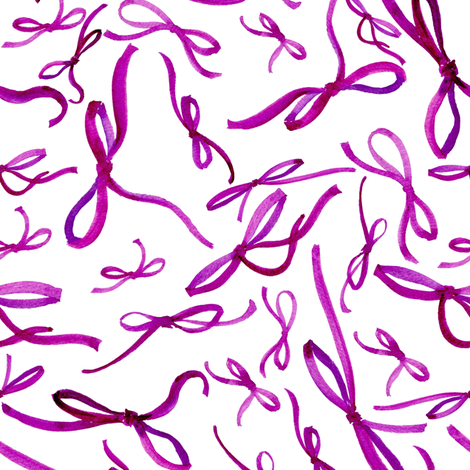 watercolor bowties fabric by aliceelettrica on Spoonflower - custom fabric