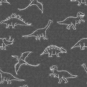 Dinos Chalk Texture