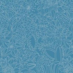 floral_linepatternblue