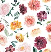 Pointillism_Floral