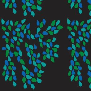 Darker Leaf Cluster