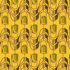 Retro Wheat