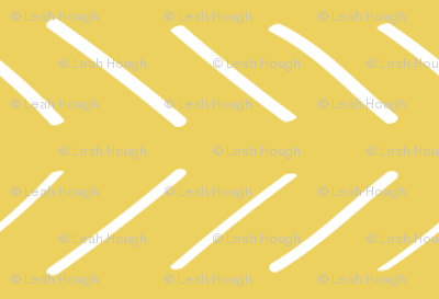 Sketched Lines- Gold