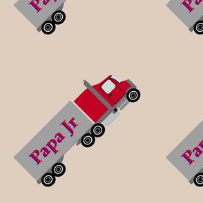 TruckerPapaJrSilver