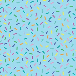 Rainbow Sprinkles - Cloudberry