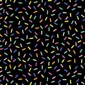 Rainbow Sprinkles - Blackout
