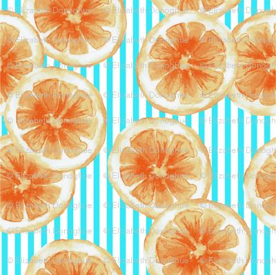 Tasty Orange Pattern