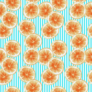 Tasty Orange Pattern