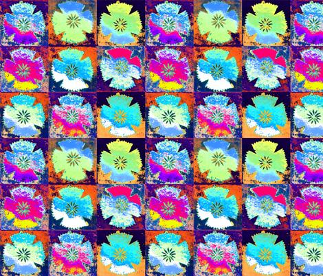 fijian tapa C14 fabric by hypersphere on Spoonflower - custom fabric