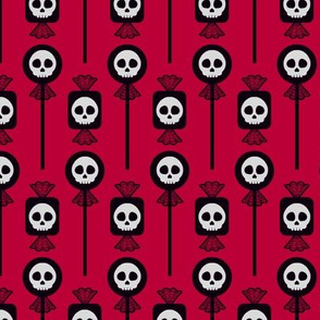 Skull Candy - Red