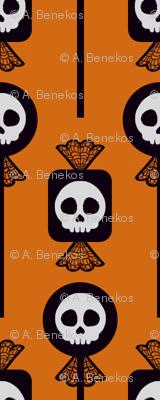 Skull Candy - Pumpkin