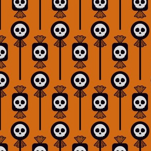 Skull Candy - Pumpkin
