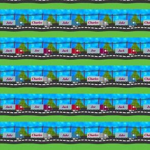 TruckerConvoyRemix4ColorNames
