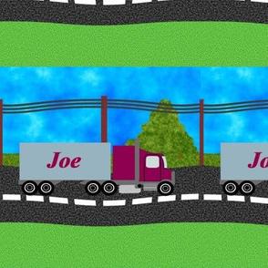 TruckerConvoyRemixJoe