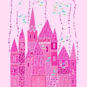 Sea Dream - Pinkmarine - Sea Castle