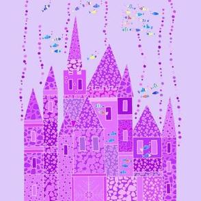 Sea Dream - Ultramarine - Sea Castle