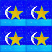 Baby Stars Bundle -Quilt