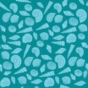 Sea Dream - Ultramarine - Sea Shells